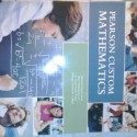 Basic Math, I have a Pearson Custom MATEMATICS book cheap.